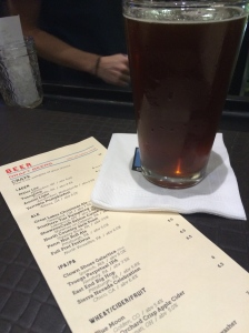BRGR Beer-South Hills Pittsburgh