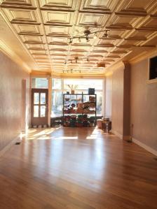Mookshi Studio Floor